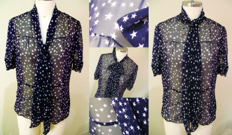star-blouse